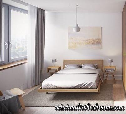 Minimal Designs For Small Bedrooms - Minimalist Bedroom